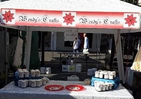 woollongong market stall