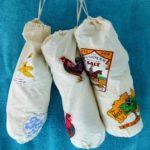 Plastic Bag Holders back on Trend
