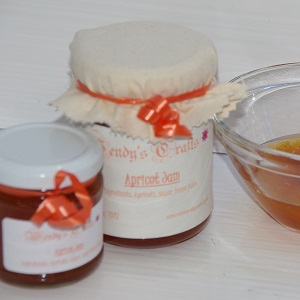 Apricot Jam by Wendy