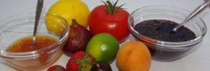 Jams and Relish at Markets