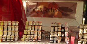 Wendy's Crafts Market Stall