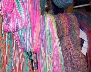 Natural dyes, Wool, Tarcutta