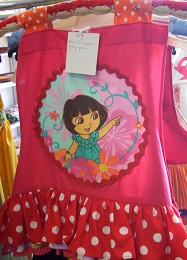 Toddlers Apron at Farmhouse Industries