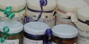 Jars of Jam and Relish
