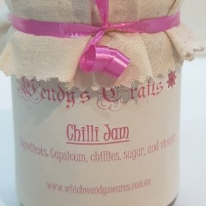 Homemade Chilli Jam by Wendys Crafts