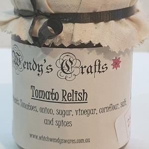 Making Wendy's Tomato Relish