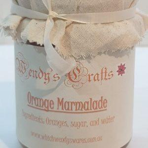 Homemade Orange Marmalade by Wendys Crafts