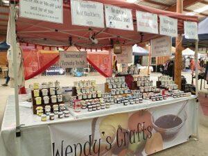 Wendy's Jams at Kiama Market